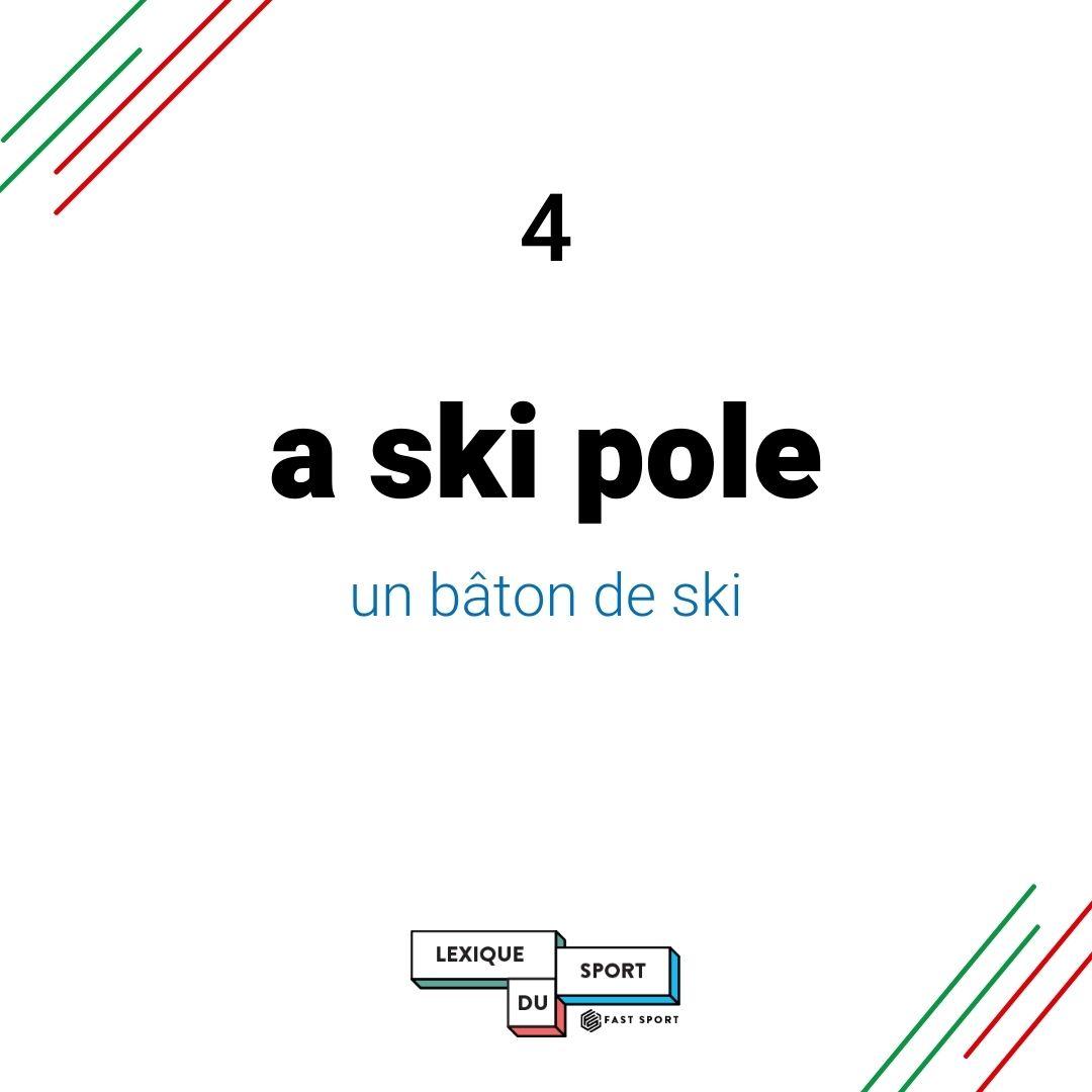 Top 5 des expressions anglaises du ski